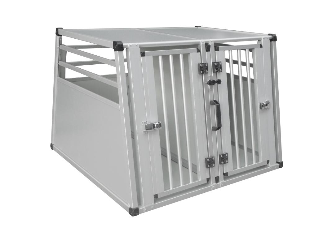 Dog Transport Box Alu